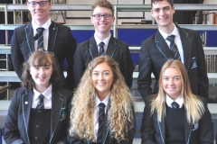 School Captains 2017 - cropped